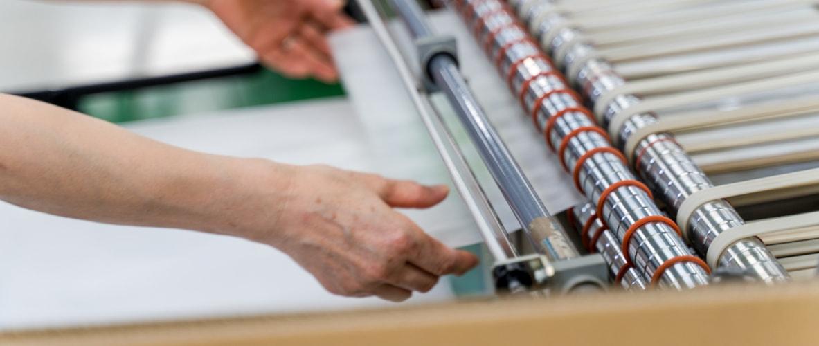 オリジナル不織布製品のイメージ写真